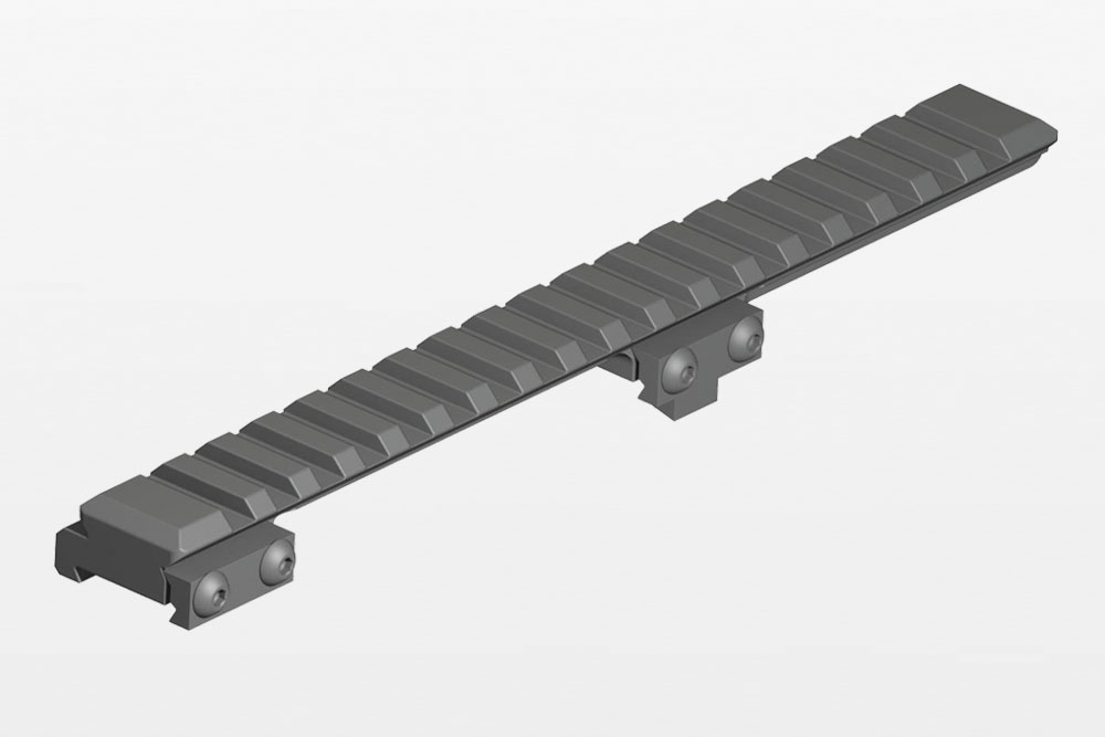 Recknagel Picatinny-Schiene-nach-hinten-verlaengert-CZ550-557 Neuheiten